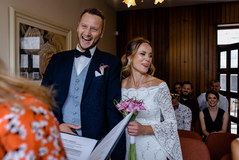 Cork City Wedding